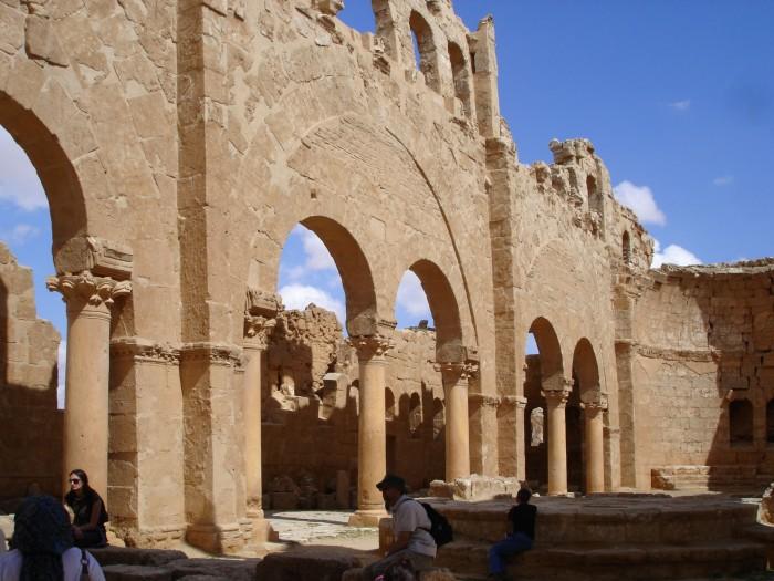 14 ST Sergius Raqqa