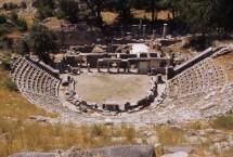 Priene theater