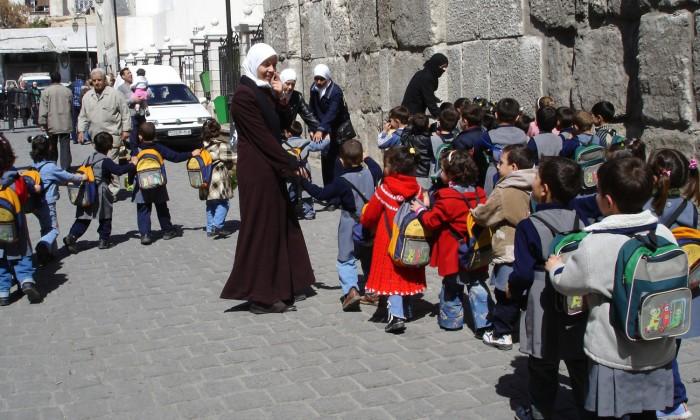 21 Children in Damascus
