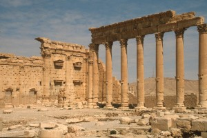 3. Palmyra Bell inner court