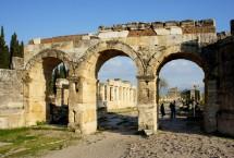 Hierapolis Frontinus Gate