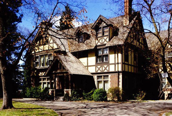 5 Campbell House, Spokane, 1897