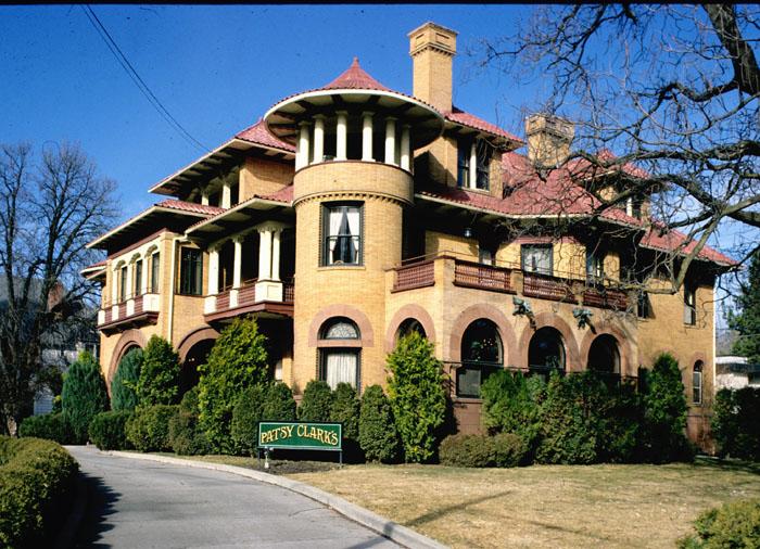 6 Patrick Clark House Spokane, 1897