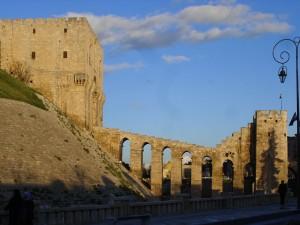 9. Aleppo Castle