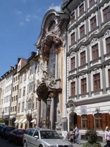 Asamkirche Munich ext