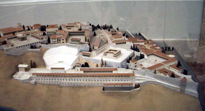 Pergamon_Modell